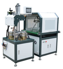China PLC Servo WM-YP380A Box Manufacturing Equipment , Box Making Machine With Manipulator factory
