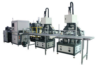 China good quality WM-4045A Automatic Rigid Box Making Machine 50HZ For Cell Phone Box on sales