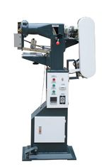 China Rigid Box Corner Sealing Machine / Corner Pasting Machine / Semiautomatic Corner Pasting Machine factory