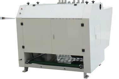 China Automatic Notching Machine / Automatic Rigid Box Grooving Machine for Cardboard factory