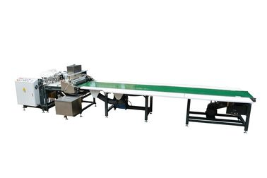 WM-650A Rapid Automatic Gluing Machine For Cover Paper gluing