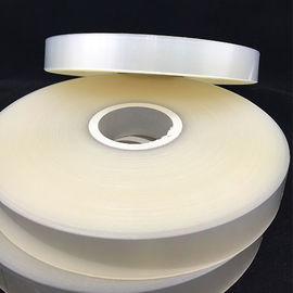 China TA19 Transparent Self Adhesive Hot Melt Tape For Strapping Machine factory
