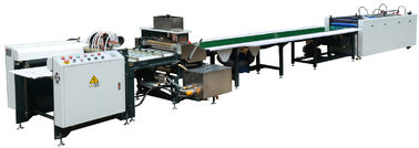 China Semi Automatic Hardcase Folding Case Making Machine for Paper Boxes supplier
