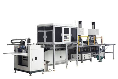 China Fully Automatic Rigid Box Making Machine WM-4045A to Make the Rigid Gift Boxes supplier