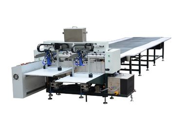 Double Feida Automatic Industrial Gluing Machine Feeding Paper By Double Feeder