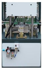 1.2KW Folding Press Machine With Manipulator For Making Watch Boxes And Cartons
