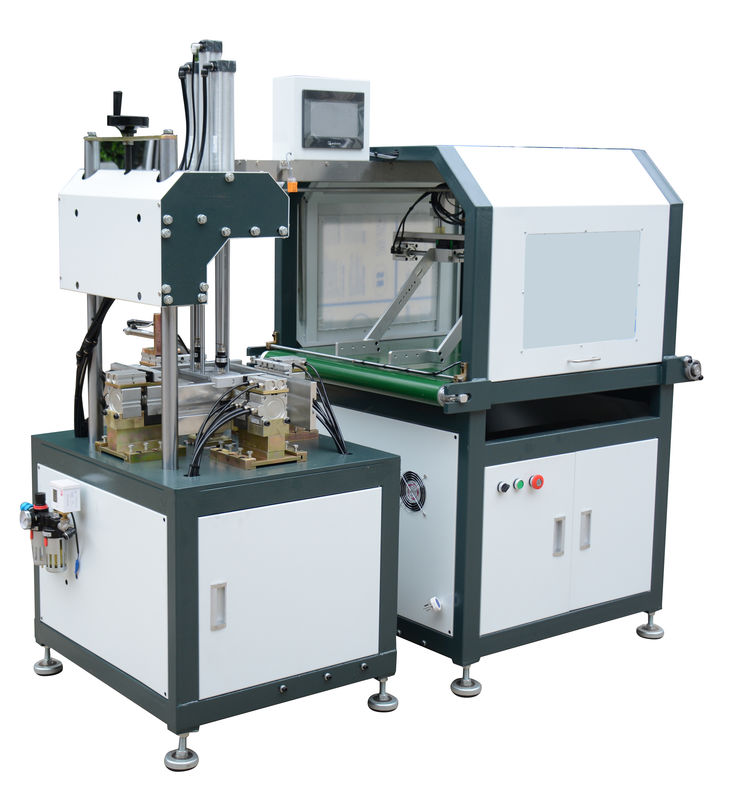 Automatic Air Bubbles Pressing Machine With Manipulator