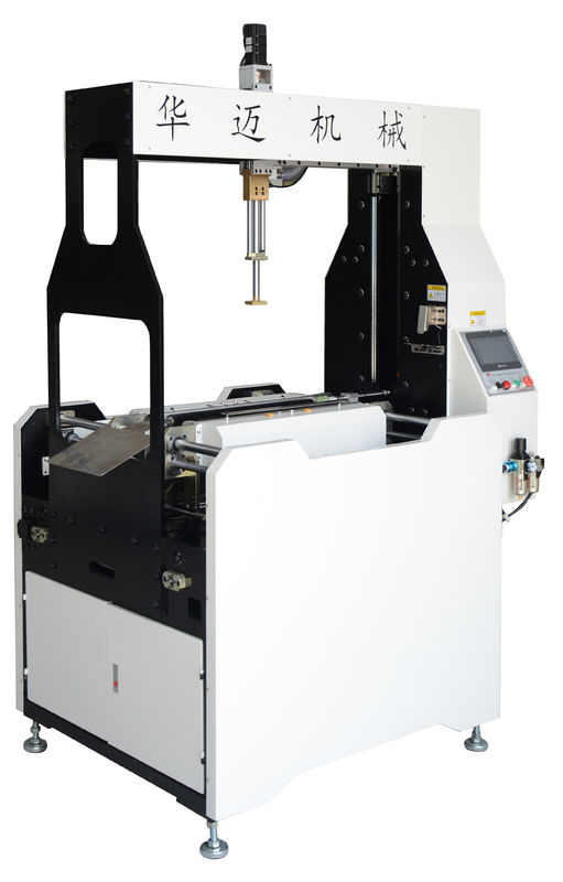 Automatic Rigid Box Four Corner Pasting Machine WM-40A for Rigid Gift Boxes Corner with High Speed supplier