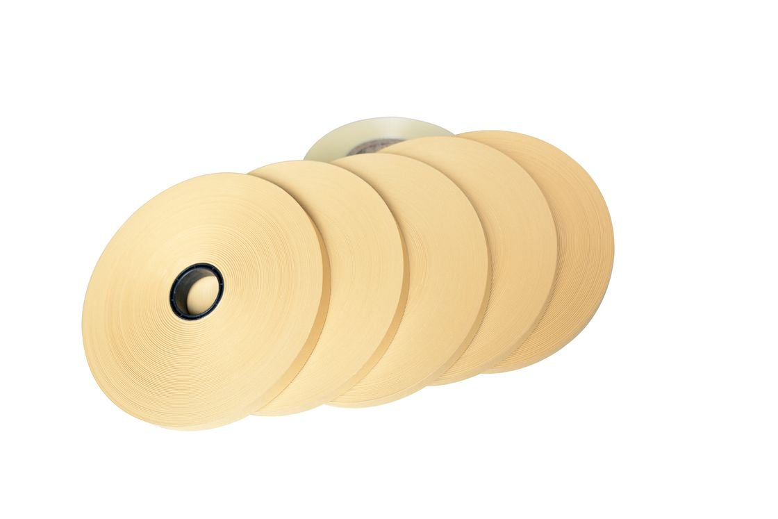 Hot Melt Kraft Paper Tape with Strong Adhesive For Rigid Box Corner