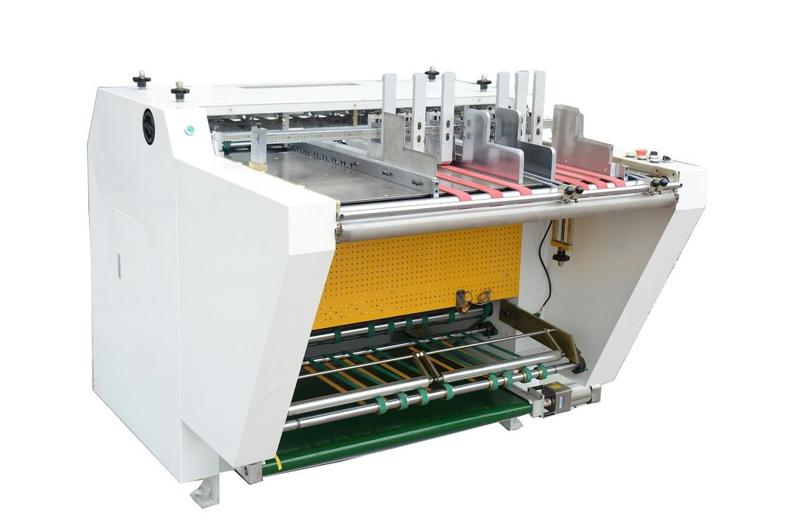 Automatic Grooving Machine for Cardboard / Notiching Machine for Shoes Box supplier