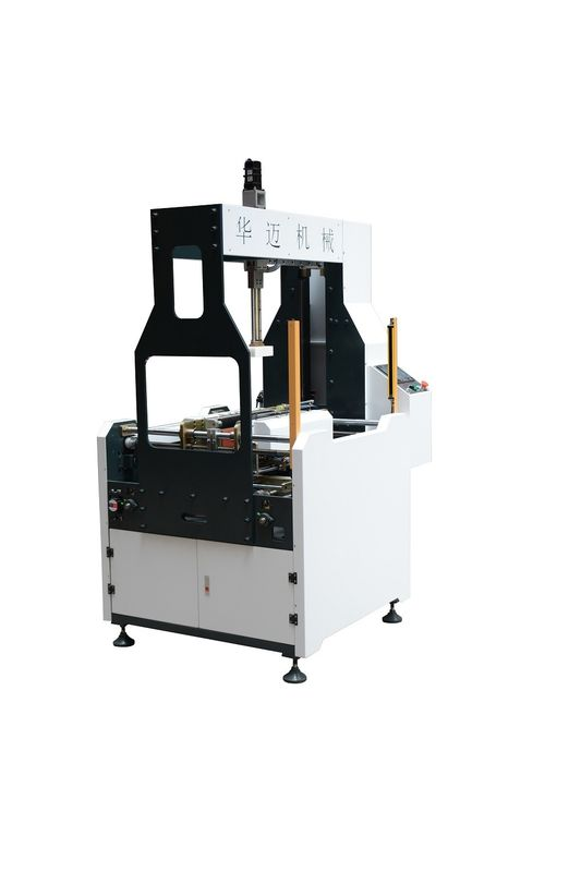 Automatic Rigid Box Wrapping Machine