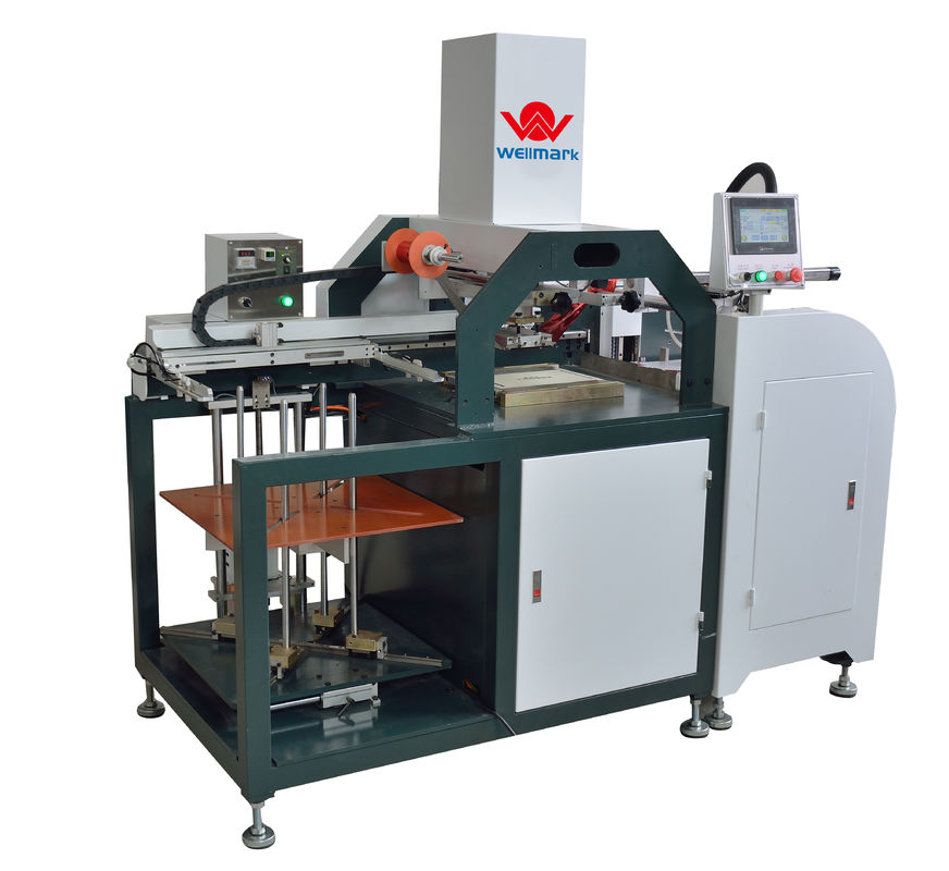 Full Automatic Hot Stamping Machine