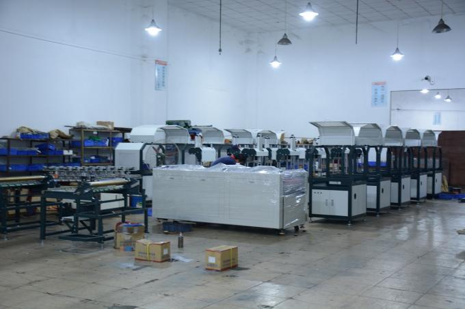 Fast Change Mould  Rigid Box Wrapping Machine,for Gift Box ,Shose Box,Greyboard Box